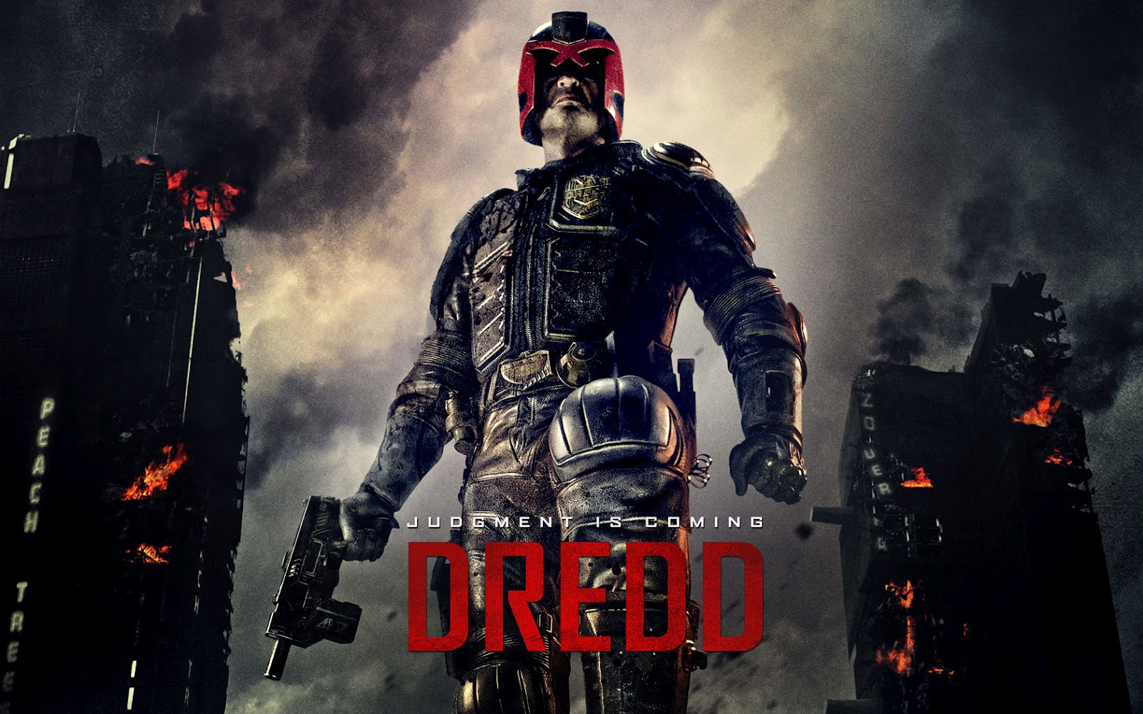 Dredd affiche