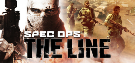 Spec Ops The Line Logo